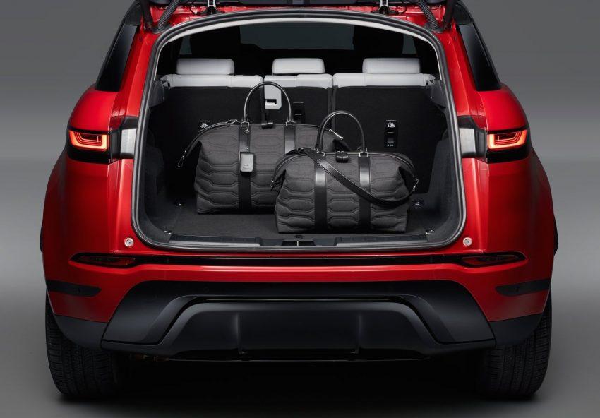 第二代 Range Rover Evoque 面世,搭载轻油电混动系统 Image #83224