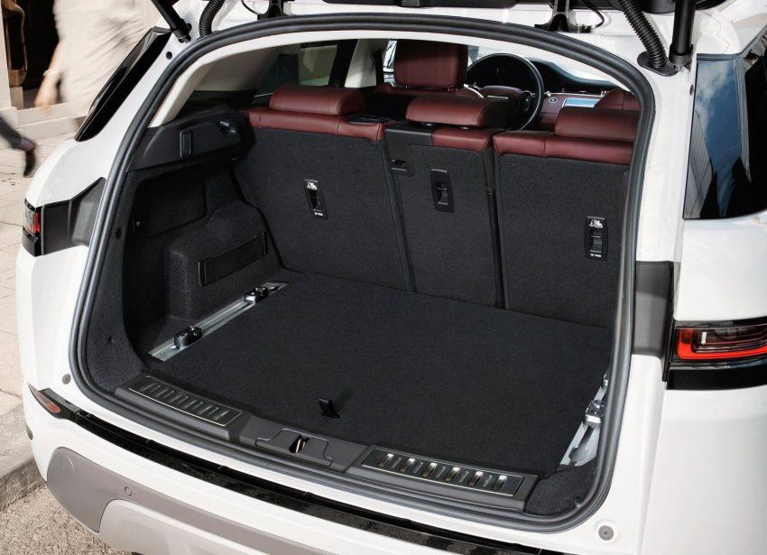 第二代 Range Rover Evoque 面世,搭载轻油电混动系统 Image #83225