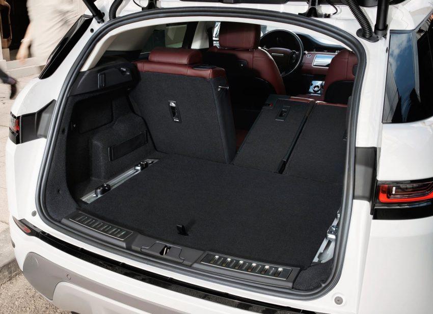 第二代 Range Rover Evoque 面世,搭载轻油电混动系统 Image #83226