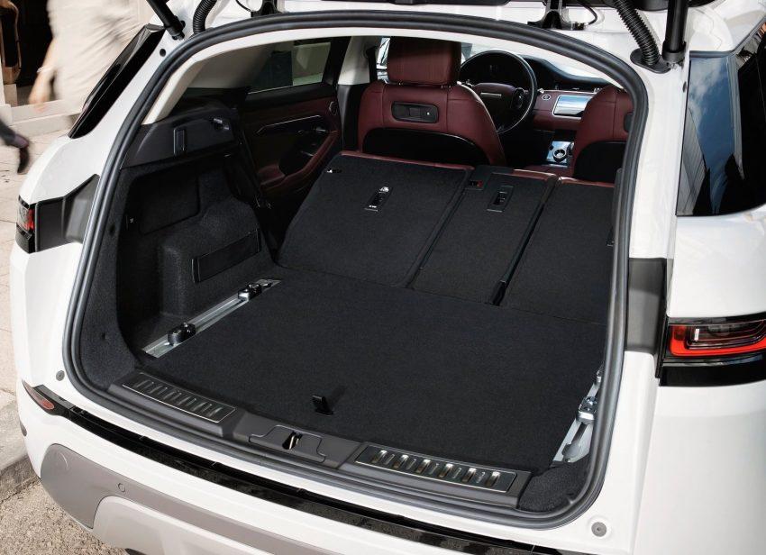 第二代 Range Rover Evoque 面世,搭载轻油电混动系统 Image #83227