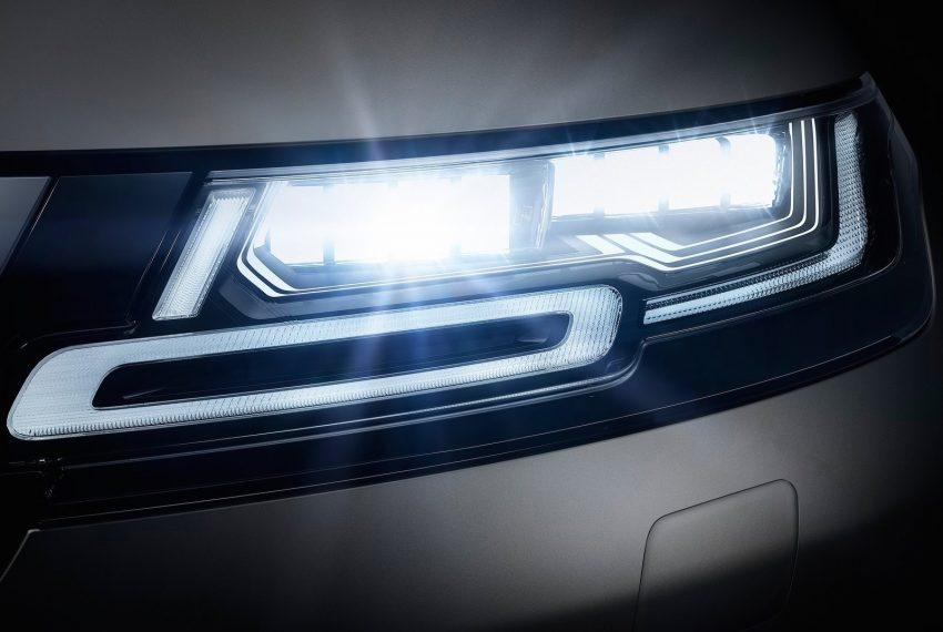 第二代 Range Rover Evoque 面世,搭载轻油电混动系统 Image #83228