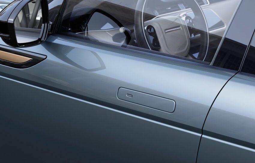 第二代 Range Rover Evoque 面世,搭载轻油电混动系统 Image #83230