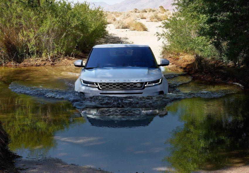 第二代 Range Rover Evoque 面世,搭载轻油电混动系统 Image #83197