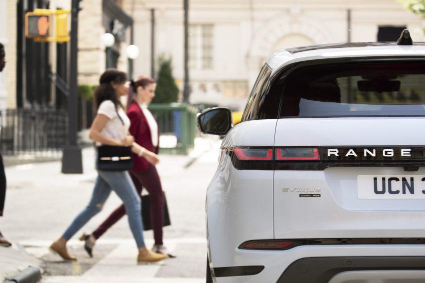第二代 Range Rover Evoque 面世,搭载轻油电混动系统 Image #83241