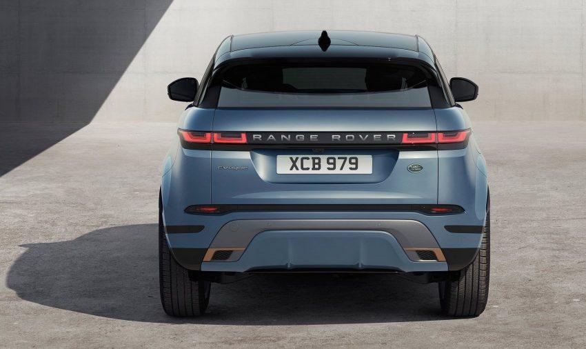 第二代 Range Rover Evoque 面世,搭载轻油电混动系统 Image #83198