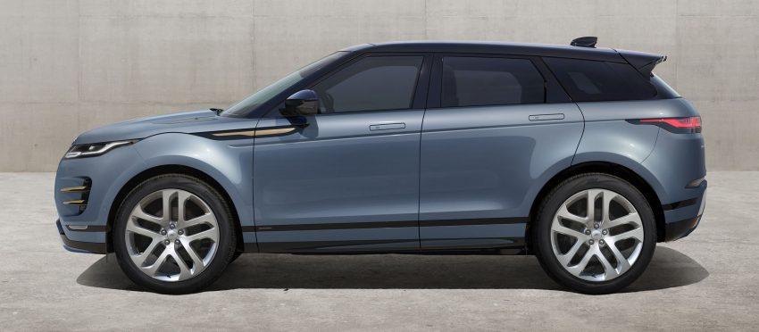 第二代 Range Rover Evoque 面世,搭载轻油电混动系统 Image #83246
