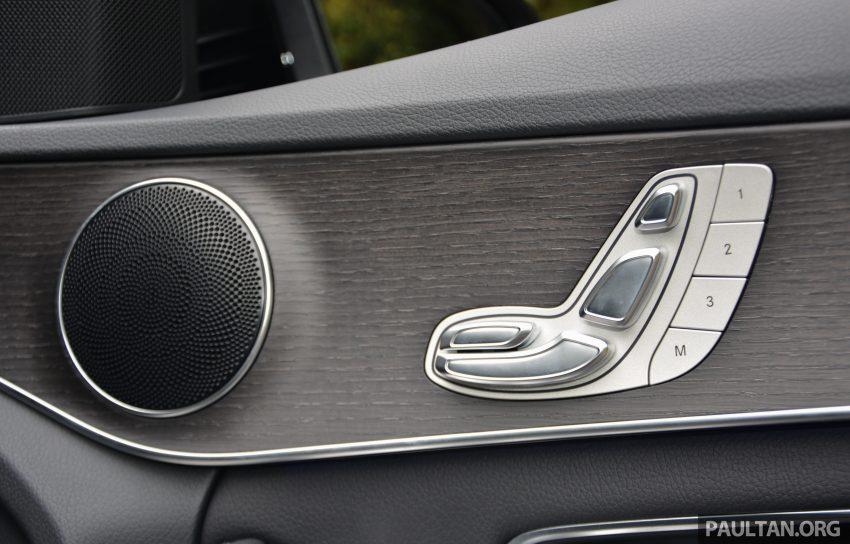 试驾:mercedes Benz C200 Avantgarde,小排量更灵活 Mercedes Benz C200