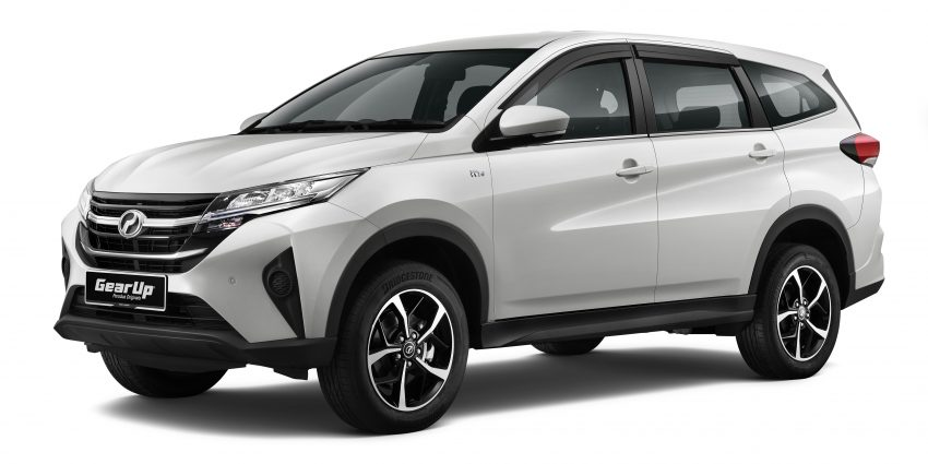 2019 Perodua Aruz SUV 完整专属 Gear Up 套件详细看 - Paul Tan 汽车资讯网