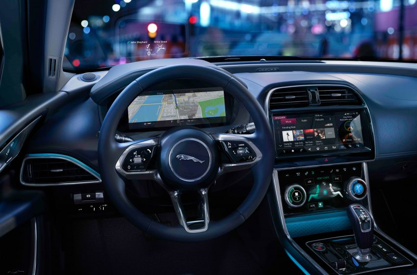 Jaguar XE 小改款发布,新引擎、外型设计再进化 Image #89098