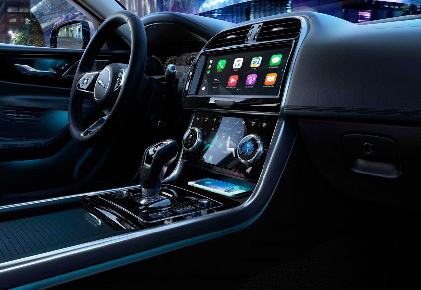 Jaguar XE 小改款发布,新引擎、外型设计再进化 Image #89099
