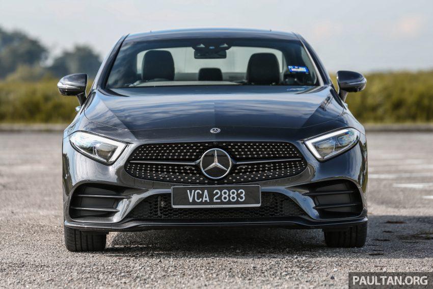 试驾:Mercedes-Benz CLS 450 与 Mercedes-AMG CLS 53,动力澎湃不失舒适,极致奢华与精致的四门豪华跑房 Image #87603