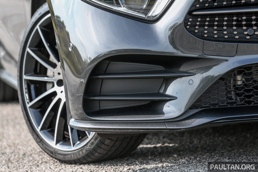 试驾:Mercedes-Benz CLS 450 与 Mercedes-AMG CLS 53,动力澎湃不失舒适,极致奢华与精致的四门豪华跑房 Image #87612