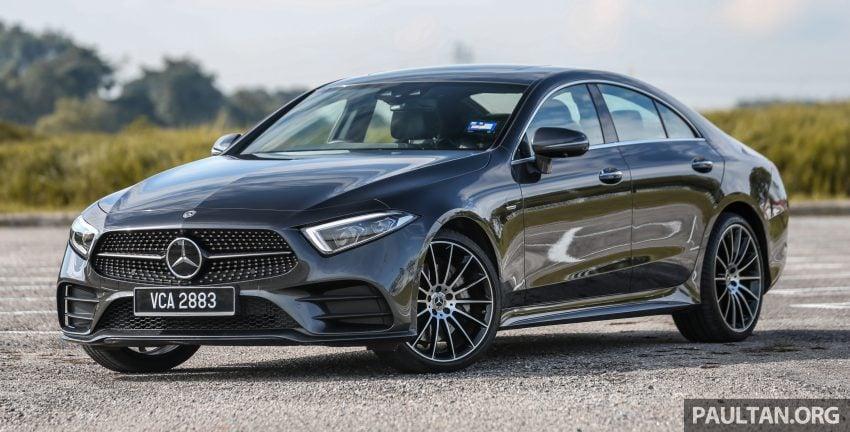 试驾:Mercedes-Benz CLS 450 与 Mercedes-AMG CLS 53,动力澎湃不失舒适,极致奢华与精致的四门豪华跑房 Image #87595