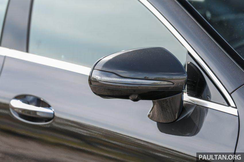 试驾:Mercedes-Benz CLS 450 与 Mercedes-AMG CLS 53,动力澎湃不失舒适,极致奢华与精致的四门豪华跑房 Image #87616