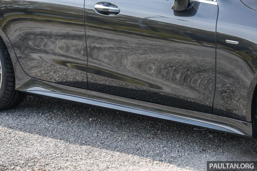 试驾:Mercedes-Benz CLS 450 与 Mercedes-AMG CLS 53,动力澎湃不失舒适,极致奢华与精致的四门豪华跑房 Image #87619