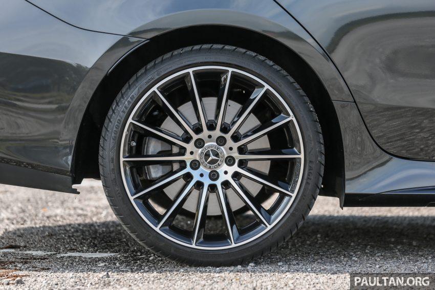 试驾:Mercedes-Benz CLS 450 与 Mercedes-AMG CLS 53,动力澎湃不失舒适,极致奢华与精致的四门豪华跑房 Image #87622