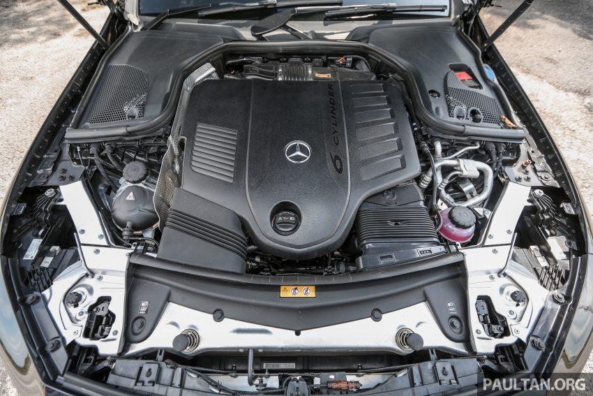 试驾:Mercedes-Benz CLS 450 与 Mercedes-AMG CLS 53,动力澎湃不失舒适,极致奢华与精致的四门豪华跑房 Image #87629