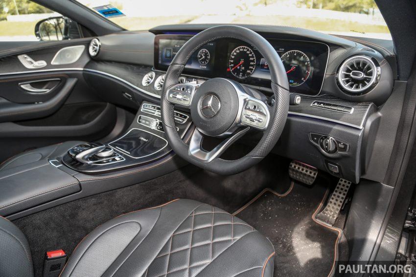 试驾:Mercedes-Benz CLS 450 与 Mercedes-AMG CLS 53,动力澎湃不失舒适,极致奢华与精致的四门豪华跑房 Image #87631