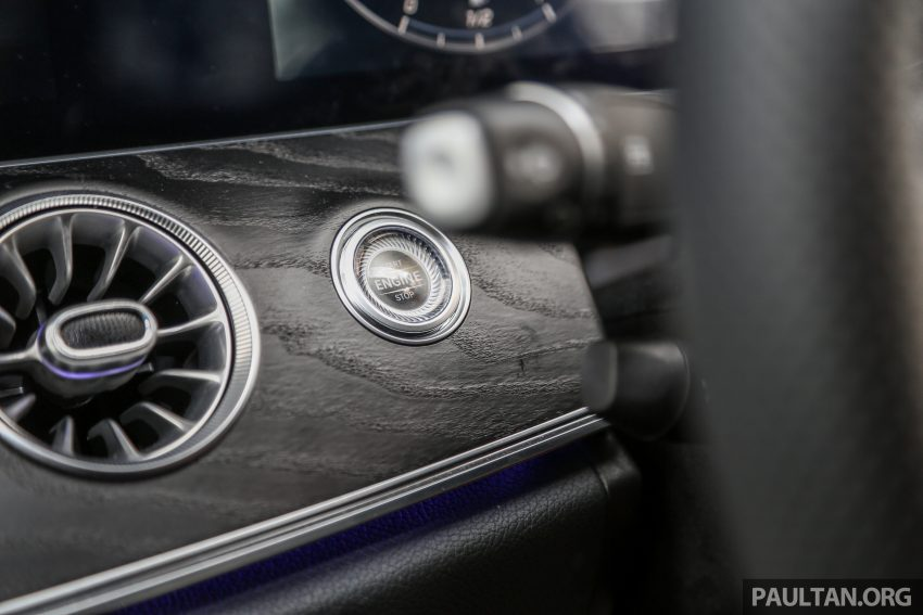 试驾:Mercedes-Benz CLS 450 与 Mercedes-AMG CLS 53,动力澎湃不失舒适,极致奢华与精致的四门豪华跑房 Image #87640