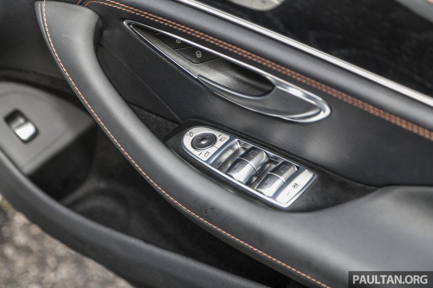 试驾:Mercedes-Benz CLS 450 与 Mercedes-AMG CLS 53,动力澎湃不失舒适,极致奢华与精致的四门豪华跑房 Image #87649