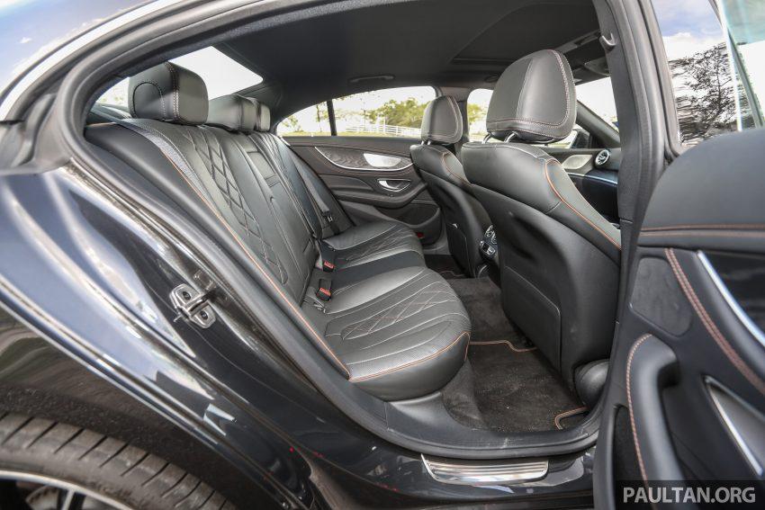 试驾:Mercedes-Benz CLS 450 与 Mercedes-AMG CLS 53,动力澎湃不失舒适,极致奢华与精致的四门豪华跑房 Image #87655