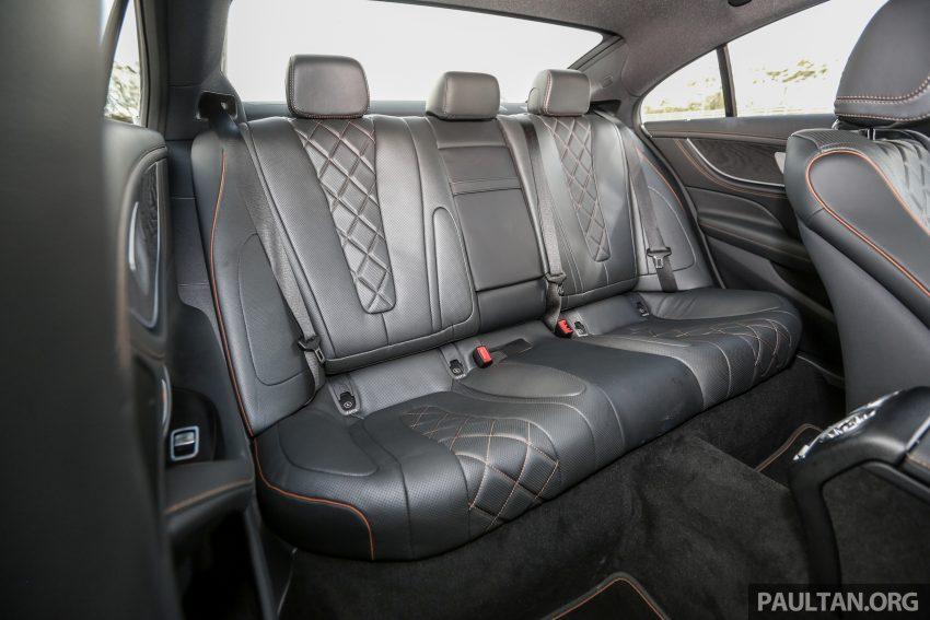 试驾:Mercedes-Benz CLS 450 与 Mercedes-AMG CLS 53,动力澎湃不失舒适,极致奢华与精致的四门豪华跑房 Image #87656