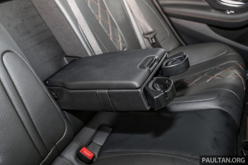 试驾:Mercedes-Benz CLS 450 与 Mercedes-AMG CLS 53,动力澎湃不失舒适,极致奢华与精致的四门豪华跑房 Image #87658