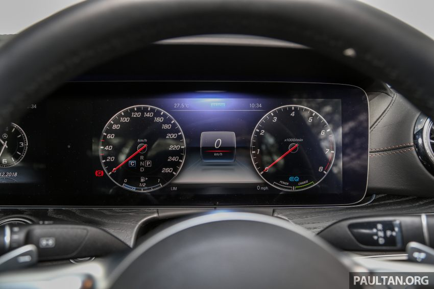 试驾:Mercedes-Benz CLS 450 与 Mercedes-AMG CLS 53,动力澎湃不失舒适,极致奢华与精致的四门豪华跑房 Image #87634