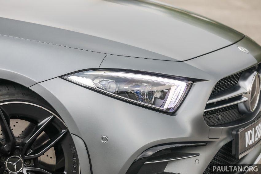 试驾:Mercedes-Benz CLS 450 与 Mercedes-AMG CLS 53,动力澎湃不失舒适,极致奢华与精致的四门豪华跑房 Image #88434