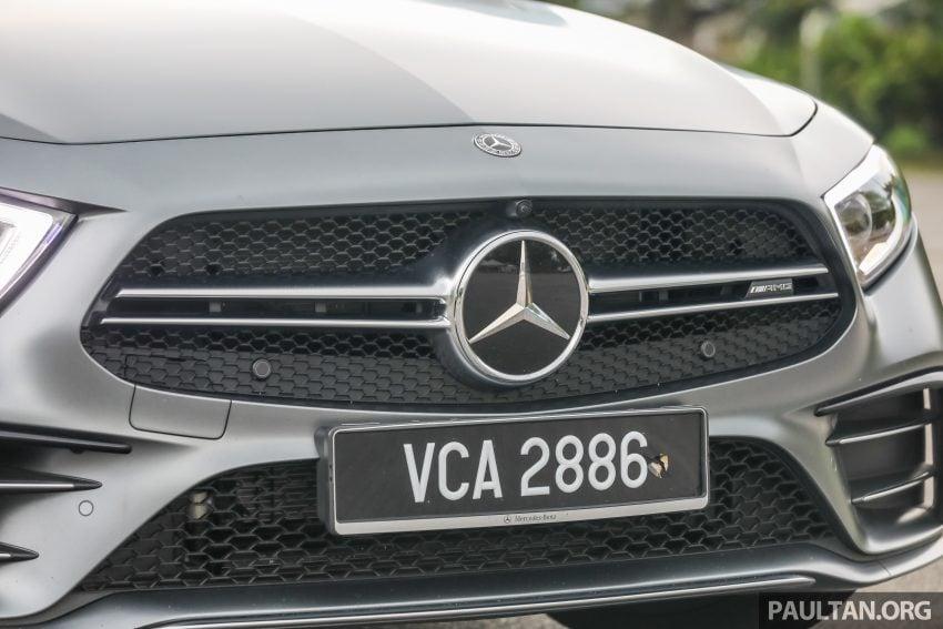 试驾:Mercedes-Benz CLS 450 与 Mercedes-AMG CLS 53,动力澎湃不失舒适,极致奢华与精致的四门豪华跑房 Image #88437