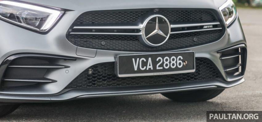 试驾:Mercedes-Benz CLS 450 与 Mercedes-AMG CLS 53,动力澎湃不失舒适,极致奢华与精致的四门豪华跑房 Image #88438