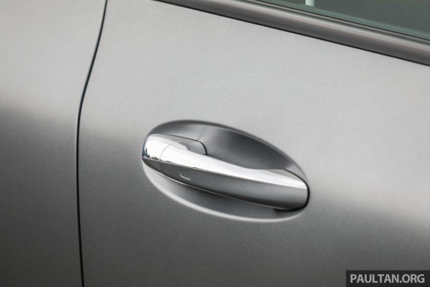 试驾:Mercedes-Benz CLS 450 与 Mercedes-AMG CLS 53,动力澎湃不失舒适,极致奢华与精致的四门豪华跑房 Image #88442