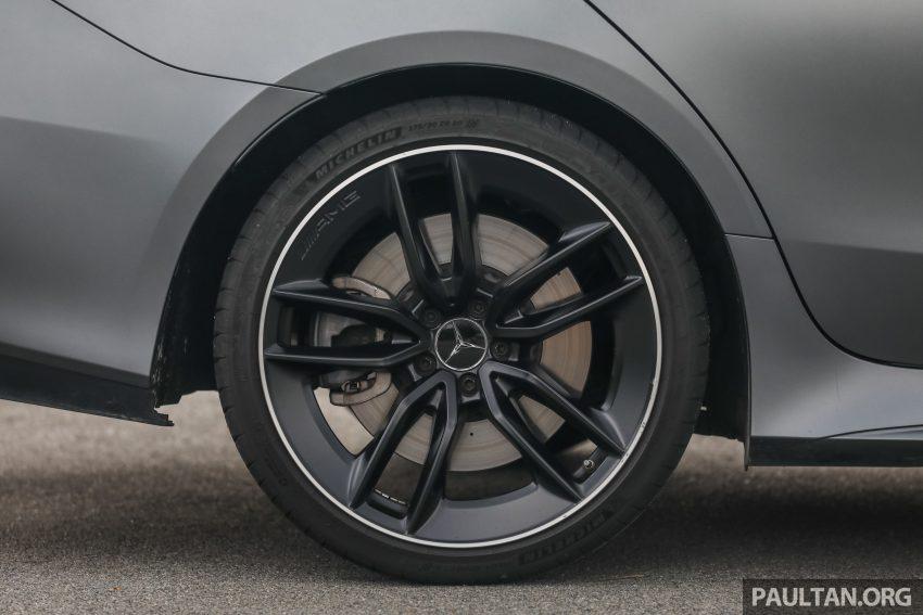 试驾:Mercedes-Benz CLS 450 与 Mercedes-AMG CLS 53,动力澎湃不失舒适,极致奢华与精致的四门豪华跑房 Image #88446