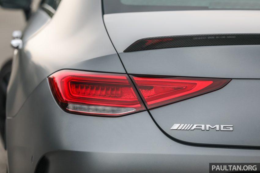 试驾:Mercedes-Benz CLS 450 与 Mercedes-AMG CLS 53,动力澎湃不失舒适,极致奢华与精致的四门豪华跑房 Image #88448