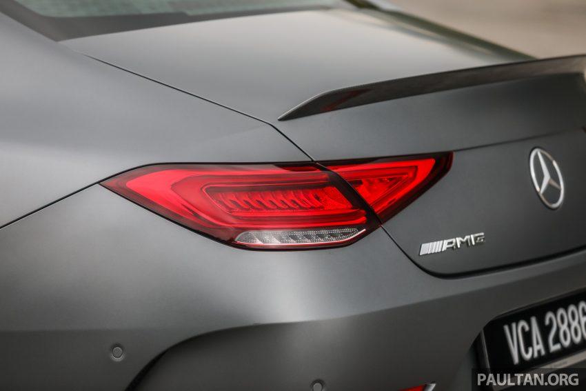 试驾:Mercedes-Benz CLS 450 与 Mercedes-AMG CLS 53,动力澎湃不失舒适,极致奢华与精致的四门豪华跑房 Image #88449