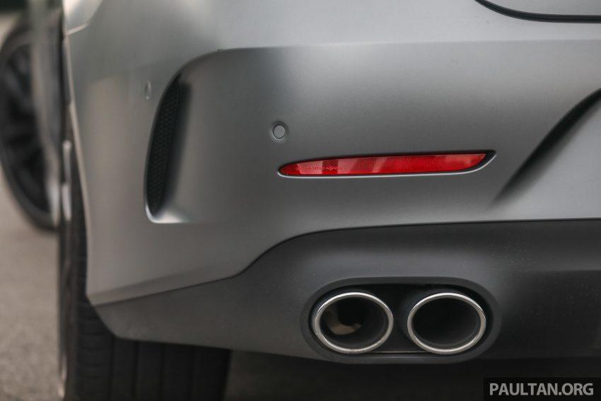 试驾:Mercedes-Benz CLS 450 与 Mercedes-AMG CLS 53,动力澎湃不失舒适,极致奢华与精致的四门豪华跑房 Image #88450