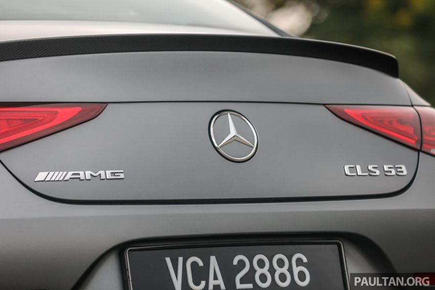 试驾:Mercedes-Benz CLS 450 与 Mercedes-AMG CLS 53,动力澎湃不失舒适,极致奢华与精致的四门豪华跑房 Image #88452