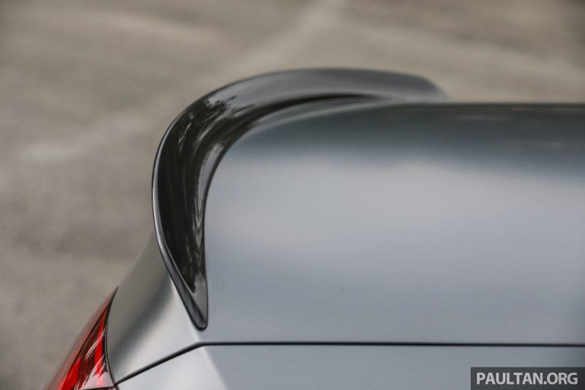 试驾:Mercedes-Benz CLS 450 与 Mercedes-AMG CLS 53,动力澎湃不失舒适,极致奢华与精致的四门豪华跑房 Image #88454