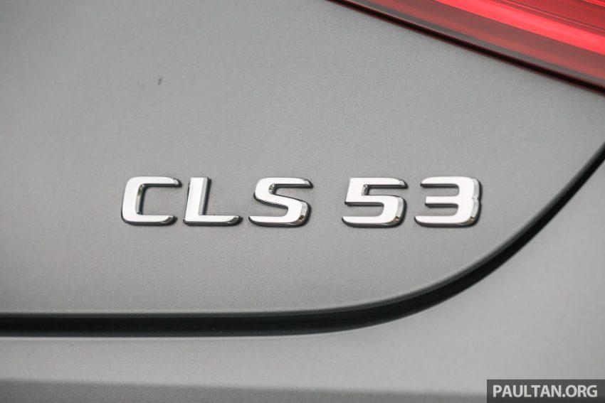试驾:Mercedes-Benz CLS 450 与 Mercedes-AMG CLS 53,动力澎湃不失舒适,极致奢华与精致的四门豪华跑房 Image #88456