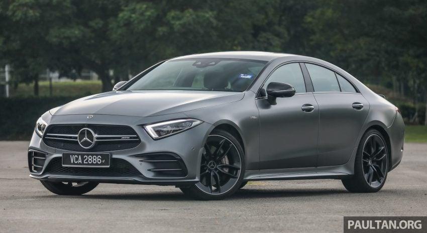 试驾:Mercedes-Benz CLS 450 与 Mercedes-AMG CLS 53,动力澎湃不失舒适,极致奢华与精致的四门豪华跑房 Image #88421