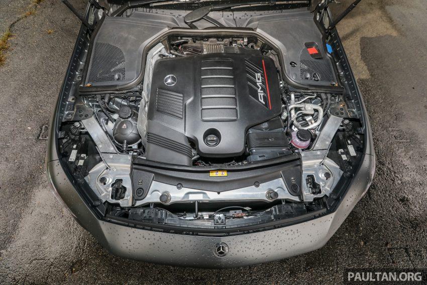 试驾:Mercedes-Benz CLS 450 与 Mercedes-AMG CLS 53,动力澎湃不失舒适,极致奢华与精致的四门豪华跑房 Image #88457