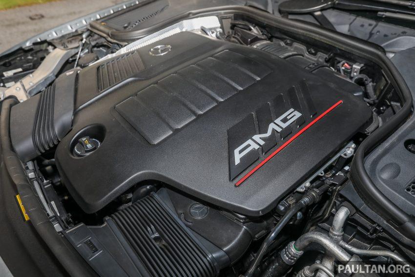 试驾:Mercedes-Benz CLS 450 与 Mercedes-AMG CLS 53,动力澎湃不失舒适,极致奢华与精致的四门豪华跑房 Image #88458