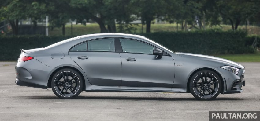 试驾:Mercedes-Benz CLS 450 与 Mercedes-AMG CLS 53,动力澎湃不失舒适,极致奢华与精致的四门豪华跑房 Image #88426
