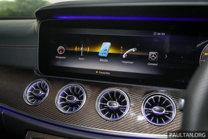 试驾:Mercedes-Benz CLS 450 与 Mercedes-AMG CLS 53,动力澎湃不失舒适,极致奢华与精致的四门豪华跑房 Image #88468