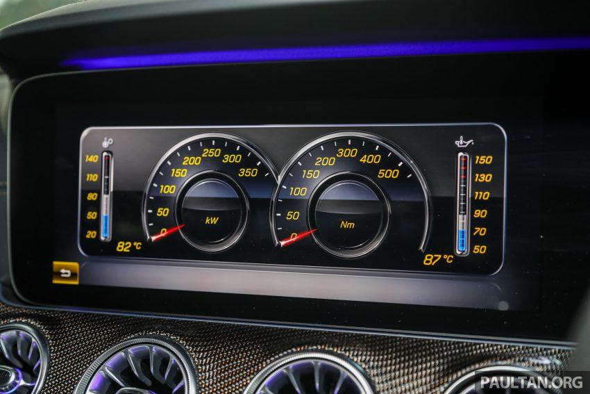 试驾:Mercedes-Benz CLS 450 与 Mercedes-AMG CLS 53,动力澎湃不失舒适,极致奢华与精致的四门豪华跑房 Image #88472