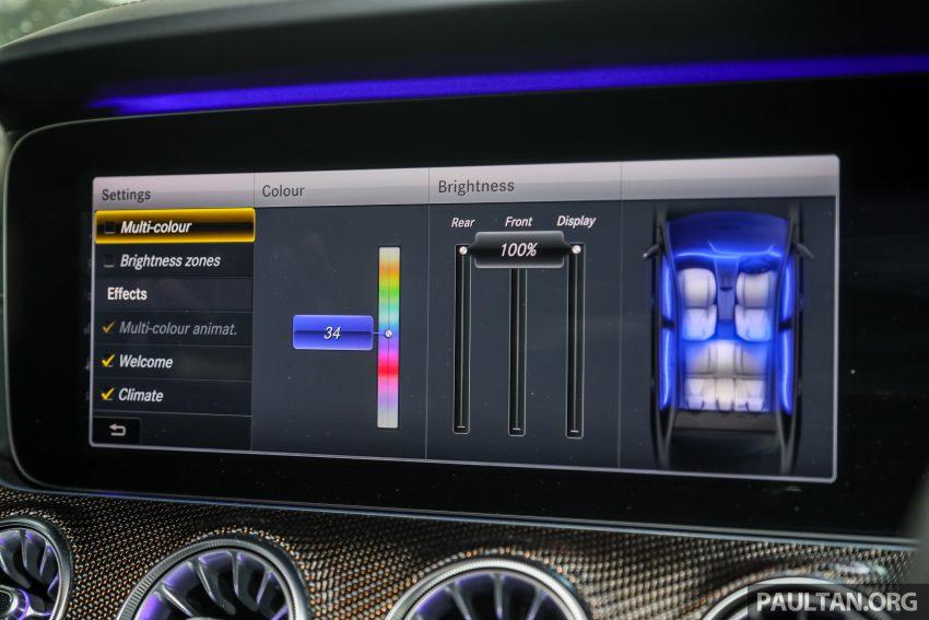 试驾:Mercedes-Benz CLS 450 与 Mercedes-AMG CLS 53,动力澎湃不失舒适,极致奢华与精致的四门豪华跑房 Image #88473