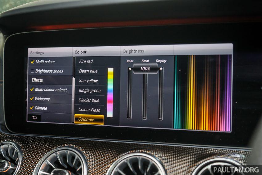 试驾:Mercedes-Benz CLS 450 与 Mercedes-AMG CLS 53,动力澎湃不失舒适,极致奢华与精致的四门豪华跑房 Image #88474