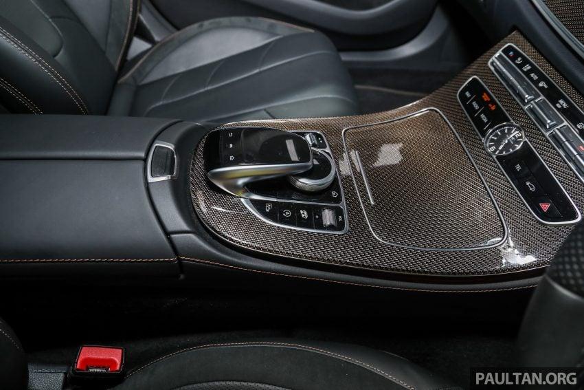 试驾:Mercedes-Benz CLS 450 与 Mercedes-AMG CLS 53,动力澎湃不失舒适,极致奢华与精致的四门豪华跑房 Image #88477