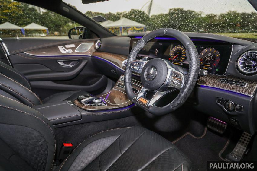 试驾:Mercedes-Benz CLS 450 与 Mercedes-AMG CLS 53,动力澎湃不失舒适,极致奢华与精致的四门豪华跑房 Image #88460