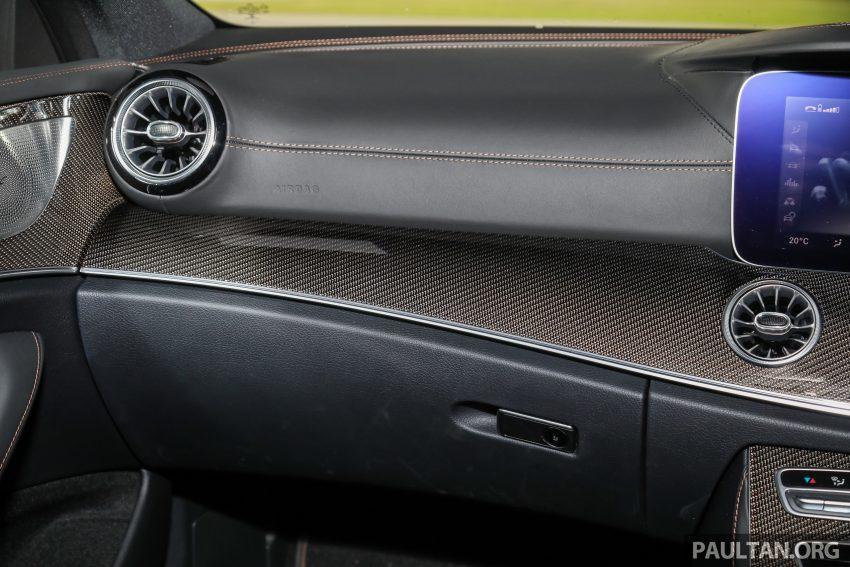 试驾:Mercedes-Benz CLS 450 与 Mercedes-AMG CLS 53,动力澎湃不失舒适,极致奢华与精致的四门豪华跑房 Image #88478